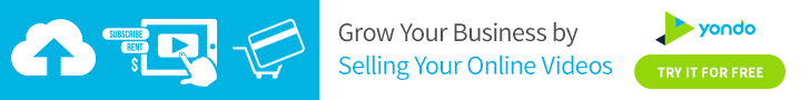 Sell Videos with Yondo