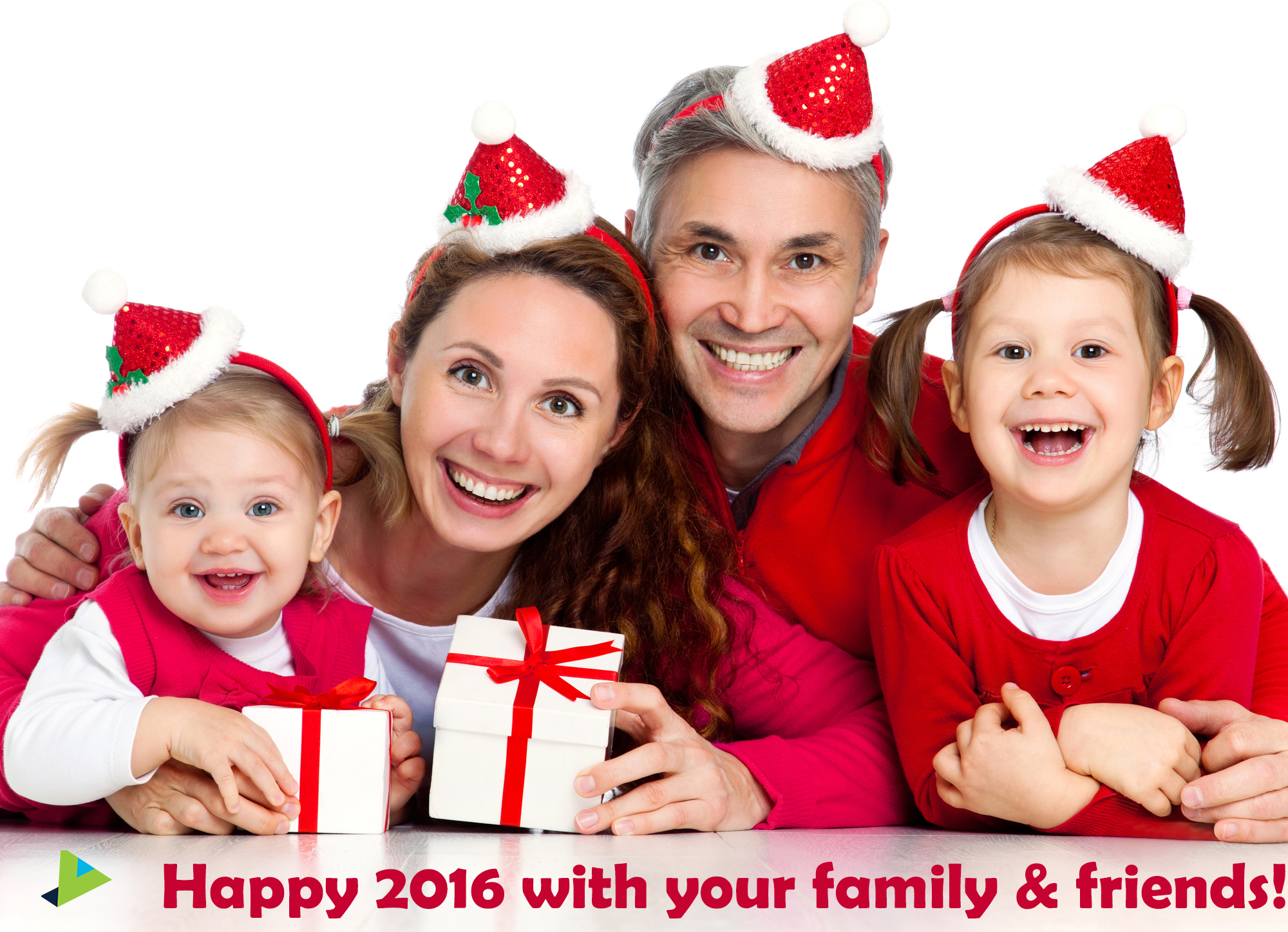 Spend more Time with Family and Friends in the New Year