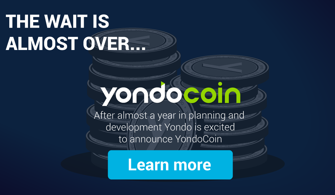 Introducing The YondoCoin Token Sale Starting on the 13th of March 2018
