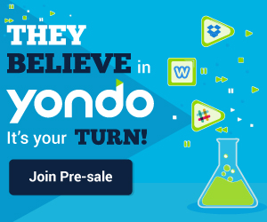 Join the Pre-Sale at https://tokensale.yondo.com