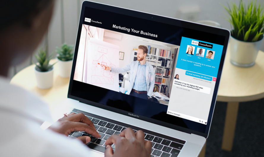 Yondo's Live Experience | Sell the Perfect Pre-recorded Presentation