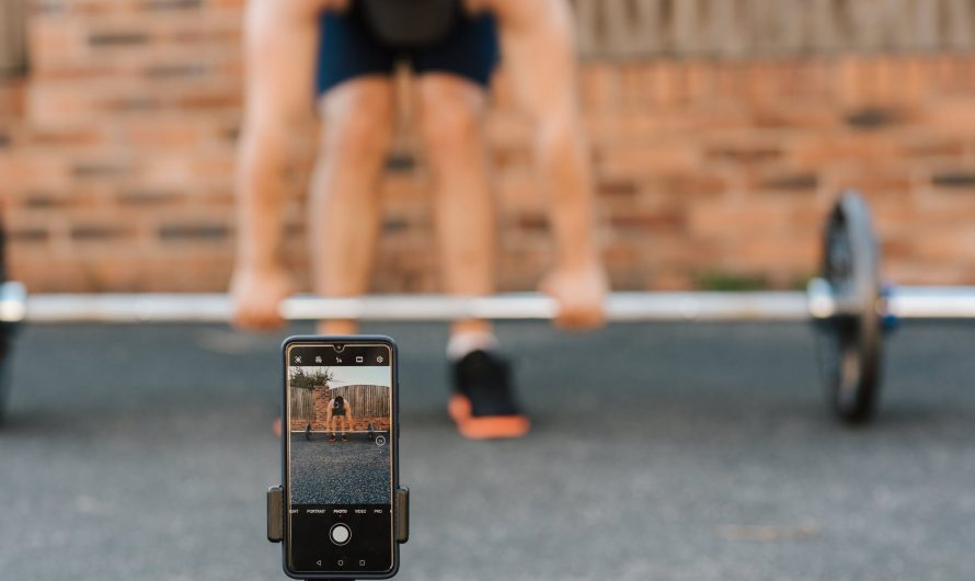 How to Make a Workout Video On Your Own