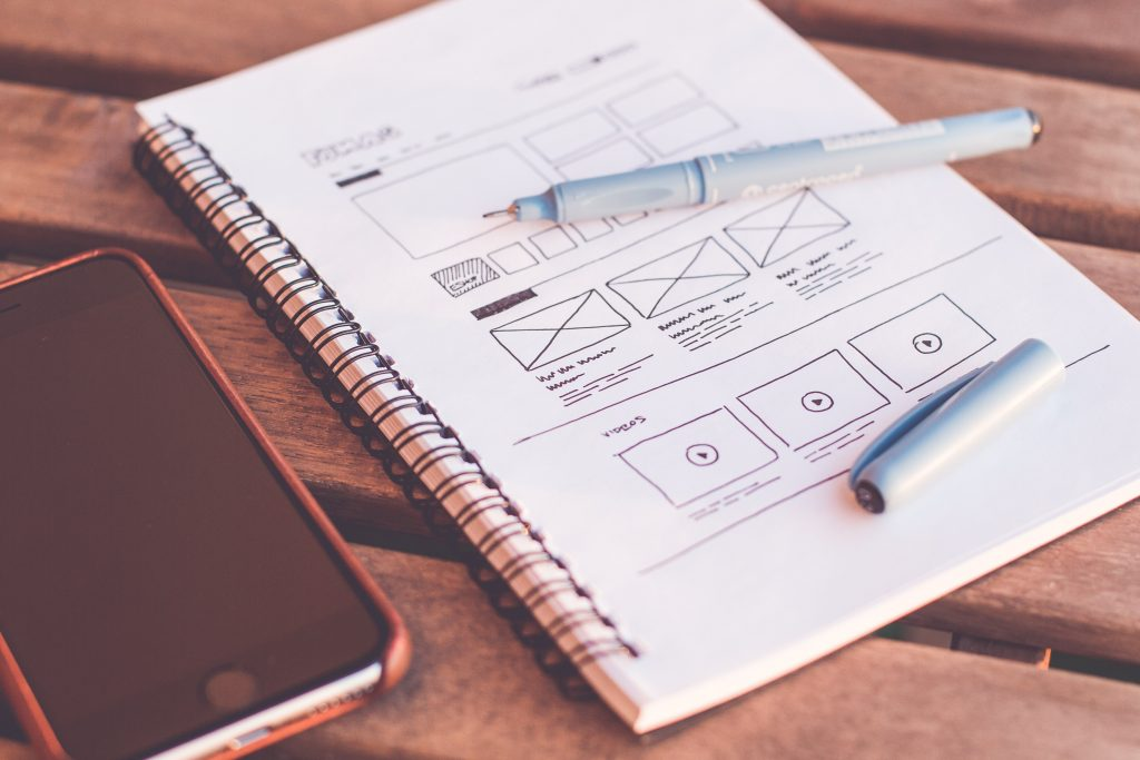 Design your template to match your website